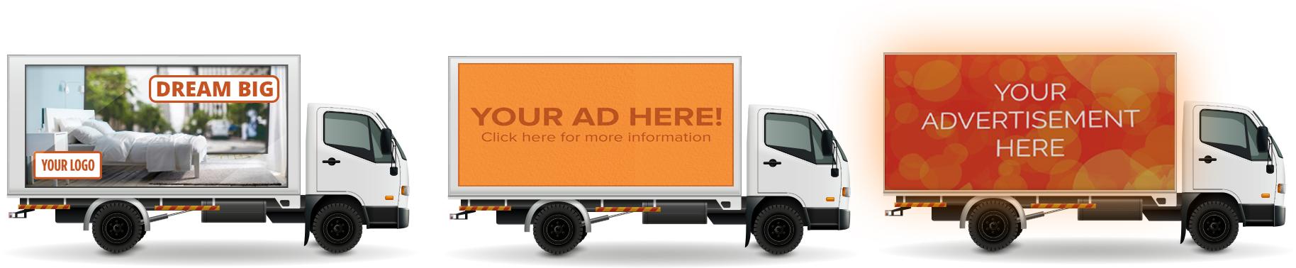 Mobile Billboard Rental Truck | Mobile Outdoor Billboard Advertising Truck Companies | ILUMADS