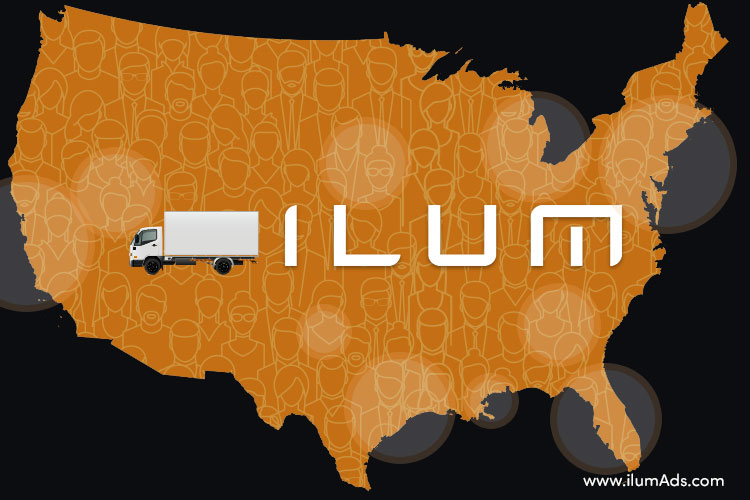 Ilum Ads national advertising