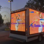 LED Billboard trucks