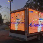 LED Billboard trucks