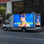Miami Mobile Billboard Trucks | Digital Billboard Companies in Miami Florida | ILUMADS